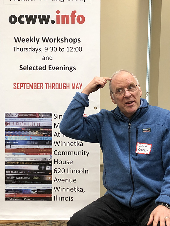 Off Campus Writers' Workshop - About